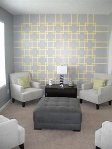 Wand Streichen Muster Ideen - image source