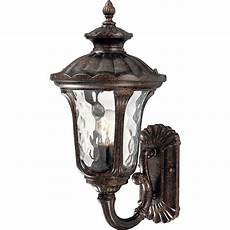 volume lighting 1 light vintage bronze outdoor wall sconce v8462 72 the home depot