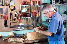carpenter working with wood stock image image of