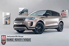 New Small Range Rover by Small Premium Suv Of The Year 2019 Range Rover Evoque