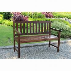breakwater bay sandy point acacia wood garden bench reviews wayfair