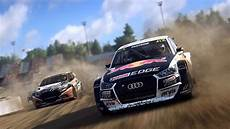Dirt Rally 2 0 Brings Fia World Rallycross At Launch