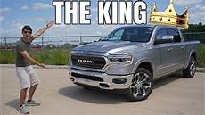 new 2019 ram 1500 laramie limited review the best truck you can buy youtube