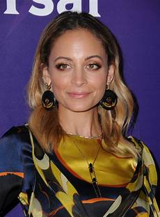 nicole richie at nbc universal tca winter press tour in