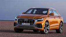 audi q8 brings sportier styling to the luxury suv class roadshow