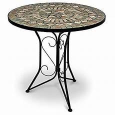 table mosaique ronde style salon marocain top deco