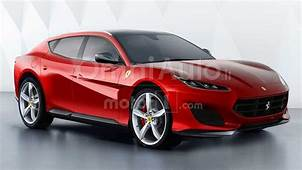 Ferrari SUV Unofficial Renderings Show What Could Be