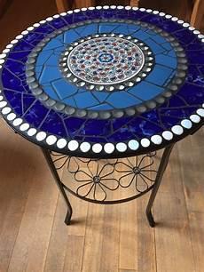 mosaik tisch mosaik tisch beistelltisch garten bistrotisch