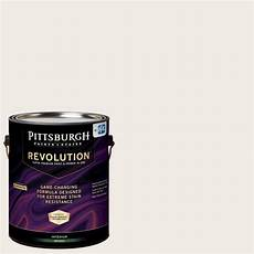 pittsburgh paints stains 174 revolution interior paint primer white color family at menards 174