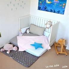 lit au sol montessori pour b 233 b 233 chambre b 233 b 233 montessori