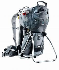 child carrier backpack review of deuter kid comfort ii
