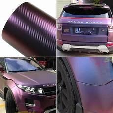 200mm 300mm chameleon carbon fiber vinyl wrap car