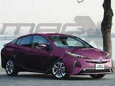 2019 Toyota Prius Pictures by 2019 Toyota Prius Will Be Restyled To Look More Like Prime