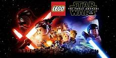 lego wars the awakens walkthrough