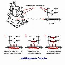 6 best images of electric furnace fan relay wiring diagram electric fan relay wiring diagram