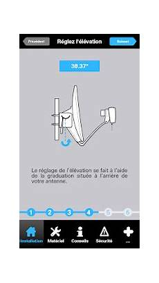 Pointage Parabole Satellite Astra Installation Parabole Applications Android Sur Play