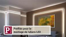 eclairage led indirect avec les rubans led et le duo ou delta profiles en