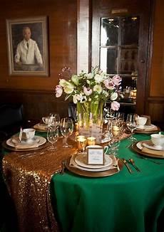 emerald and gold wedding theme emerald green wedding
