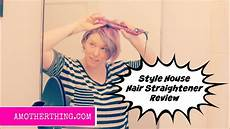 Style House Hair Straightener