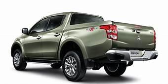 2015 Mitsubishi Triton Makes World Premiere  Photos