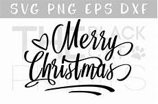 merry christmas svg dxf eps png cut files