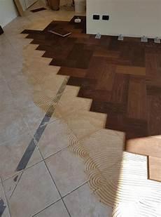 come posare un pavimento in legno parquet posato su piastrelle esistenti si pu 242 fratelli