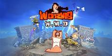 d und w worms w m d nintendo switch software