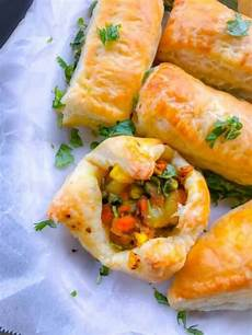 quick vegetable puff recipe indian curry puff currypuff