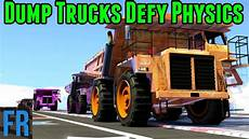 gta 5 challenge dump trucks defy physics