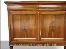 credenze classiche legno produzione realizzazione su misura credenze madie
