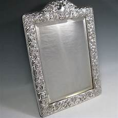 mirrors in antique sterling silver bryan douglas antique