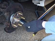 1998 2002 Honda Accord Rear Wheel Bearing Hub Replacement