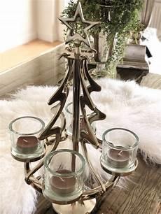 h 228 ngender adventskranz weihnachtsbaum rund silber