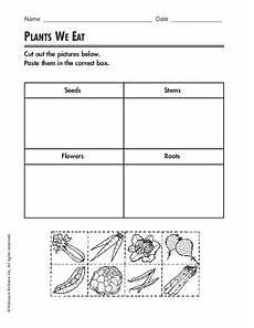 topic plants worksheets 13640 plants we eat worksheet for 2nd 3rd grade lesson planet