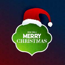 merry christmas picture text merry christmas text frame with santa claus design download free vector art stock graphics