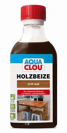 holzbeize aqua clou b11 aqua clou holzbeize 2528 teak 250ml schleifwerk
