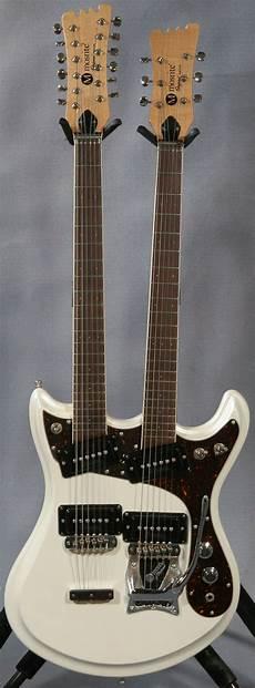 Quot Mosrite Neck Guitar Ed Guitars