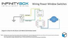 Wiring Power Window Switches