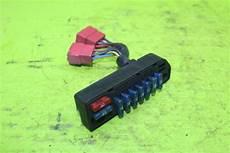 1987 honda civic fuse box 1987 honda cbr1000f oem fuse box 38200 mm5 005 mh60 ebay