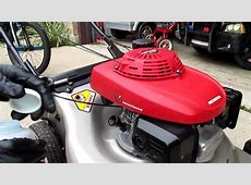 How To Do An Oil Change On Most HONDA Lawn Mower Models