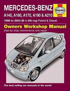 automotive service manuals 2003 mercedes benz s class parental controls mercedes benz a class petrol diesel 98 04 s to 54 haynes publishing