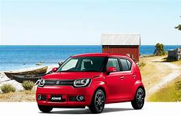 Confirmed Maruti Suzuki Ignis To Be Launched In Q4 All