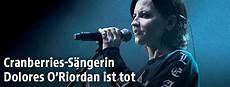 Cranberries S 228 Ngerin O Riordan Ist Tot News Orf At