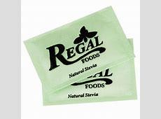 blue sugar substitute packets