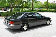 how petrol cars work 1994 mercedes benz s class engine control find used 1994 mercedes benz s420 black grey 72k clear record no accidents 2nd owner in boca