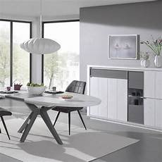 salle a manger bois moderne salle 224 manger moderne couleur bois blanc et gris artic