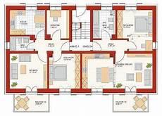Mehrfamilienhaus Grundriss Beispiele House Appartements