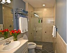 Bathroom Ideas With Shower Only by Creating Amazing Small Bathrooms