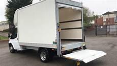 ford transit kasten ford transit 100 t350l luton box lift low