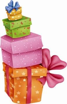Paquets Cadeaux Dessin Gifts Geschenke